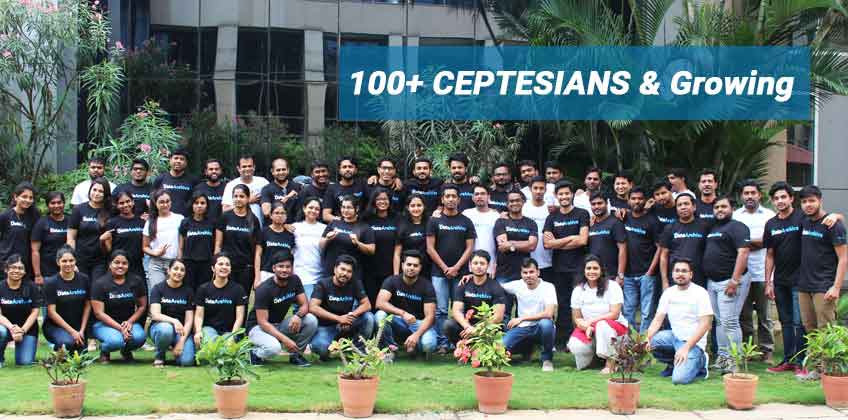 100+ Ceptesians
