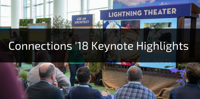 salesforce connection'18