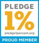 pledge 1 percent member