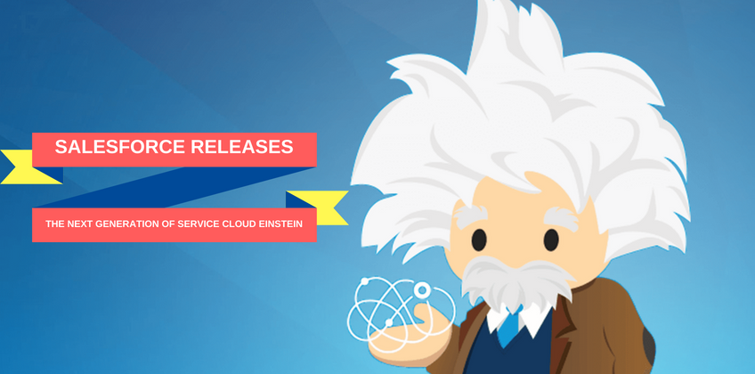 service cloud Einstein
