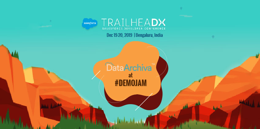 DataArchiva at Demo Jam TrailheaDX
