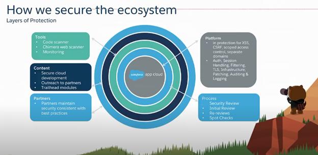 AppExchange ecosystem