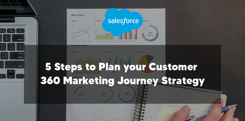 5 Steps to Plan your Customer 360 Marketing Journey Strategy