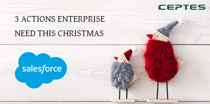 3 ACTIONS ENTERPRISE NEED THIS CHRISTMAS