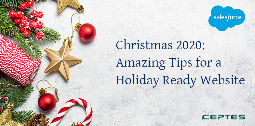 Christmas 2020: Amazing Tips for a Holiday Ready Website