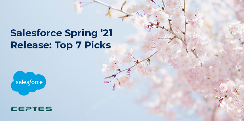 Salesforce Spring '21 Release Top 7 Picks