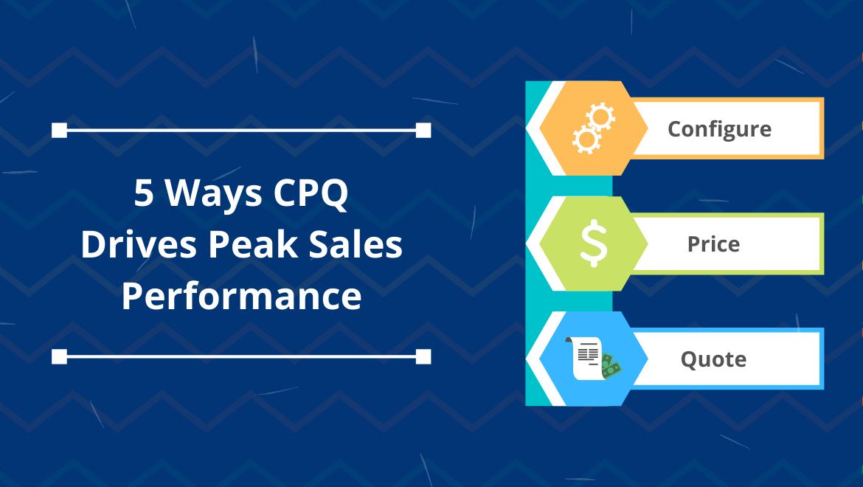 Salesforce CPQ cloud solutions