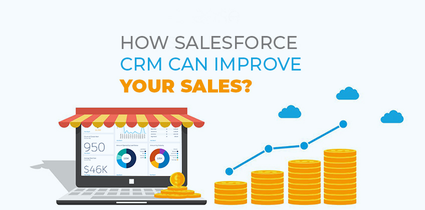 Salesforce CRM for sales
