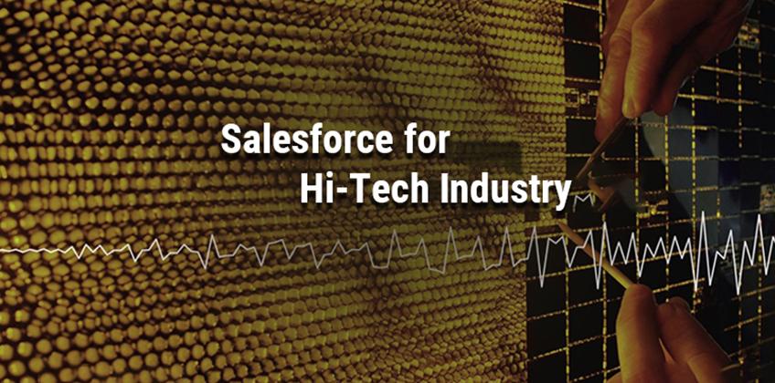 Salesforce for Hi-tech