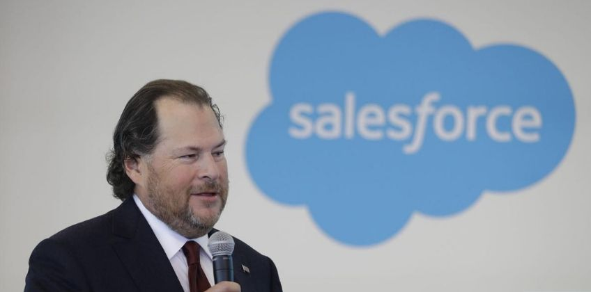 Salesforce Pledge