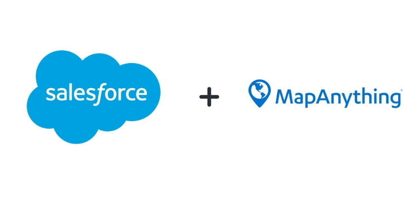 Salesforce acquires MapAnything