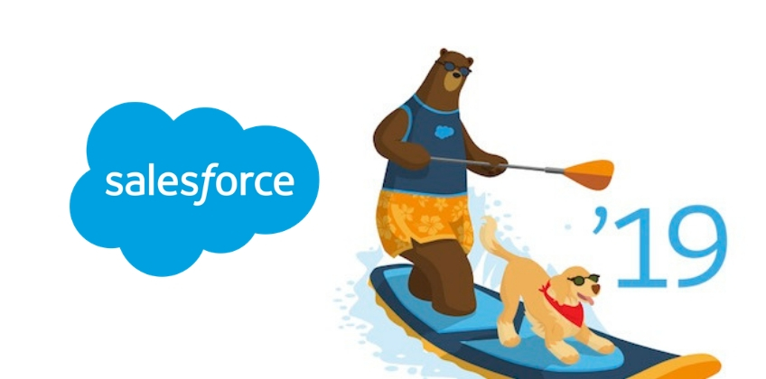 salesforce summer'19